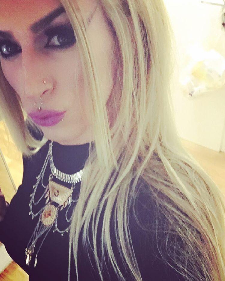 Gina Wild Instagram username