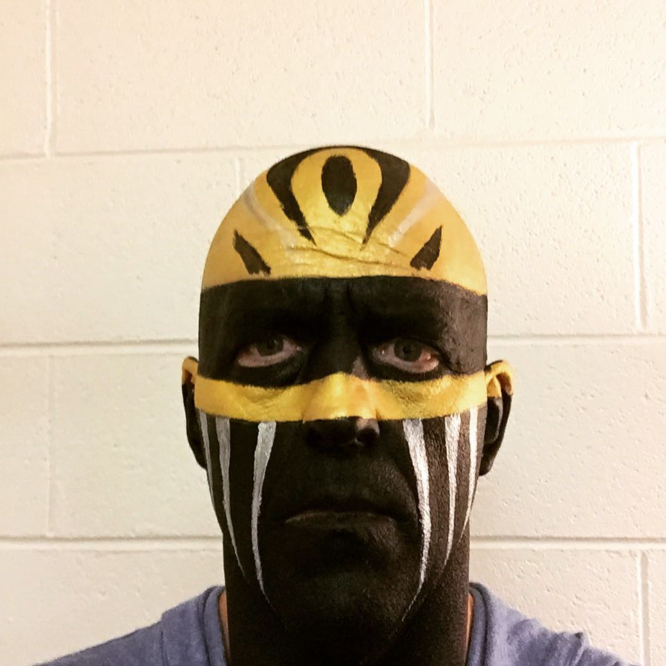 Goldust Instagram username