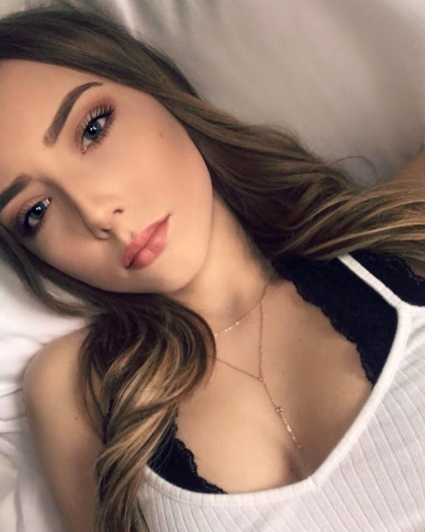 Hailie Jade Instagram username