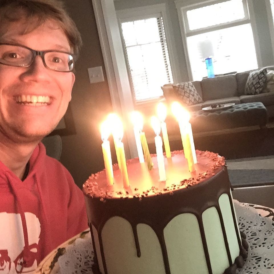 Hank Green instagram