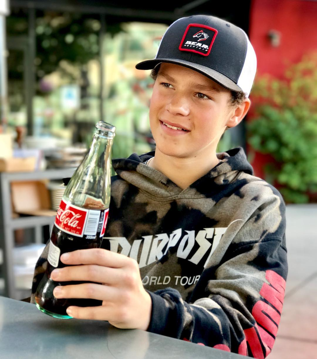 Hayden Summerall Instagram username