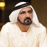 Mohammed bin Rashid Al Maktoum Instagram username