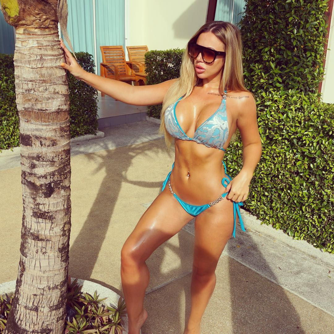 Holly Hagan Instagram username