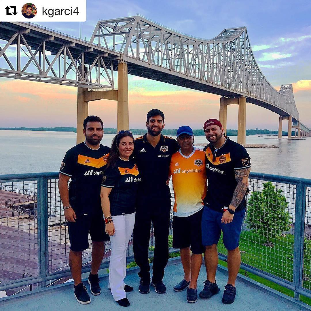 Houston Dynamo Instagram username