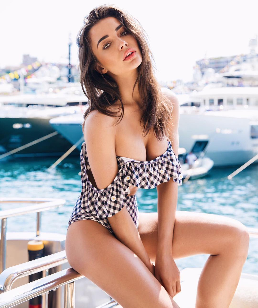 Amy Jackson Instagram username
