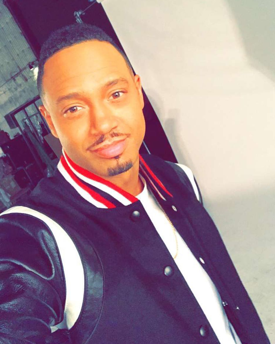 Terrence J Instagram username