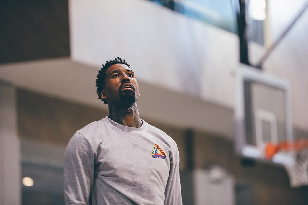 Wilson Chandler Instagram username