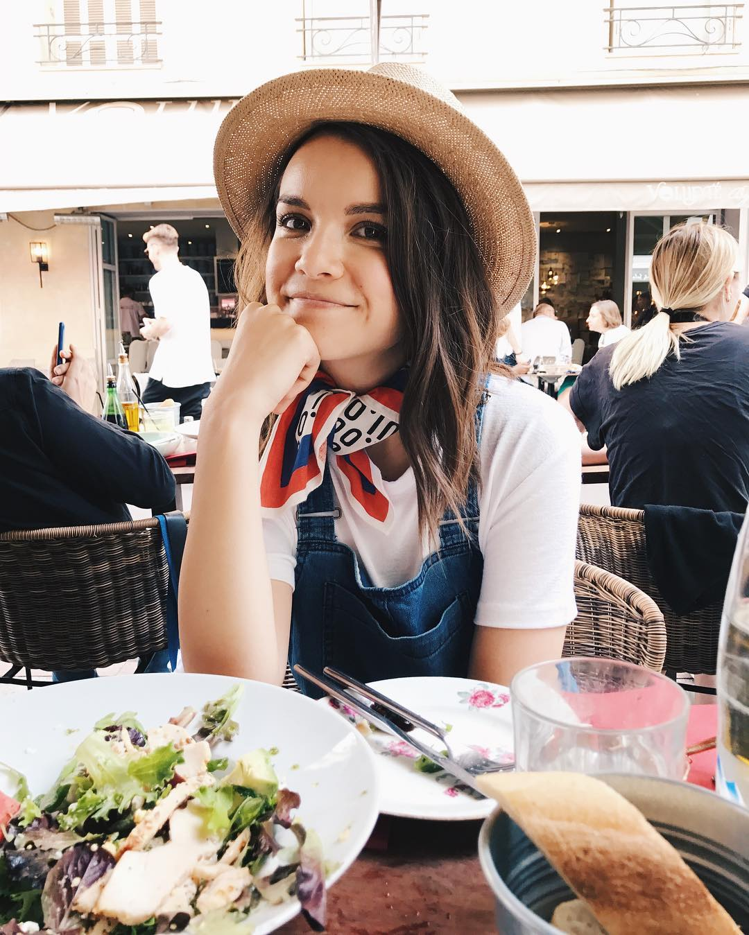 Ingrid Nilsen Instagram username
