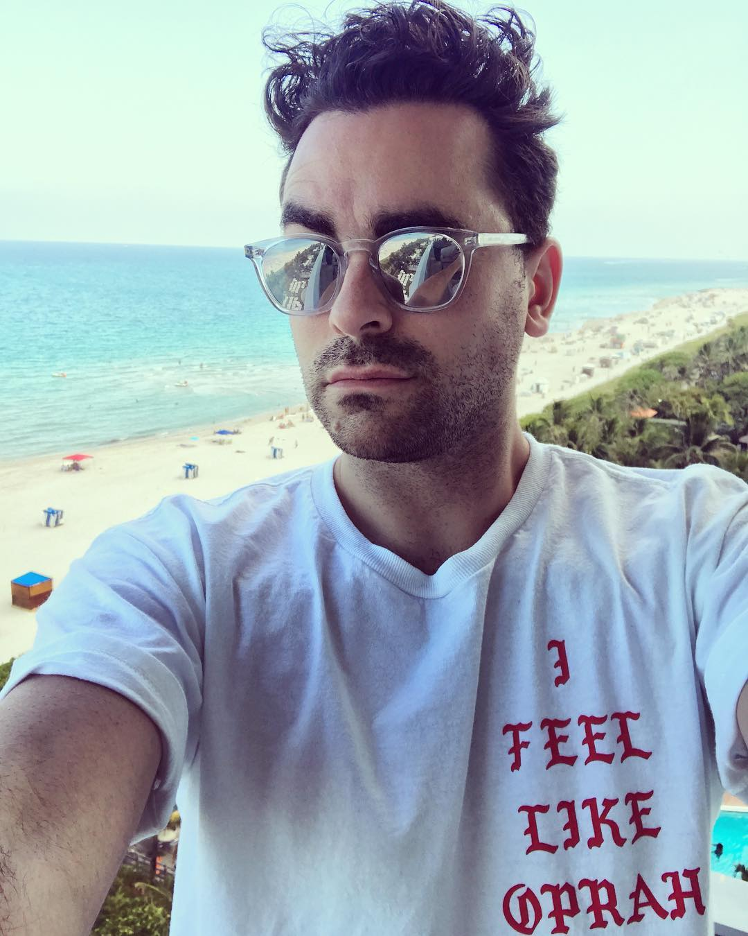 Dan Levy Instagram username