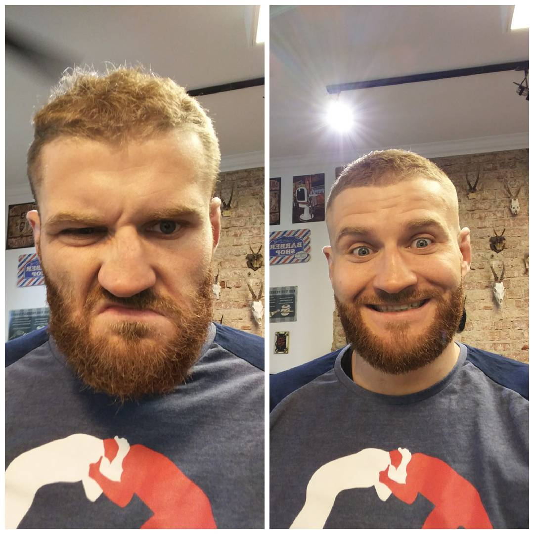 Jan Blachowicz Instagram username