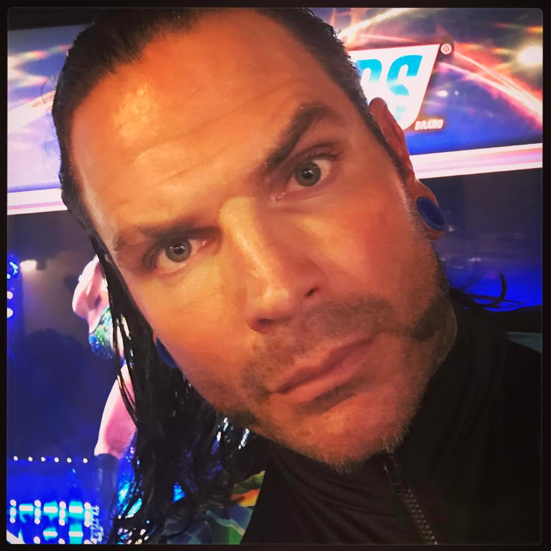 Jeff Hardy Instagram username