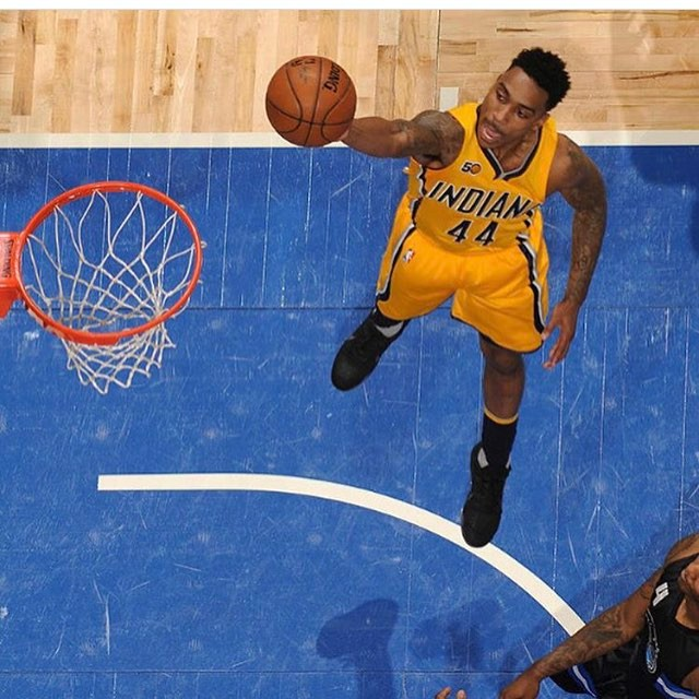 Jeff Teague Instagram username