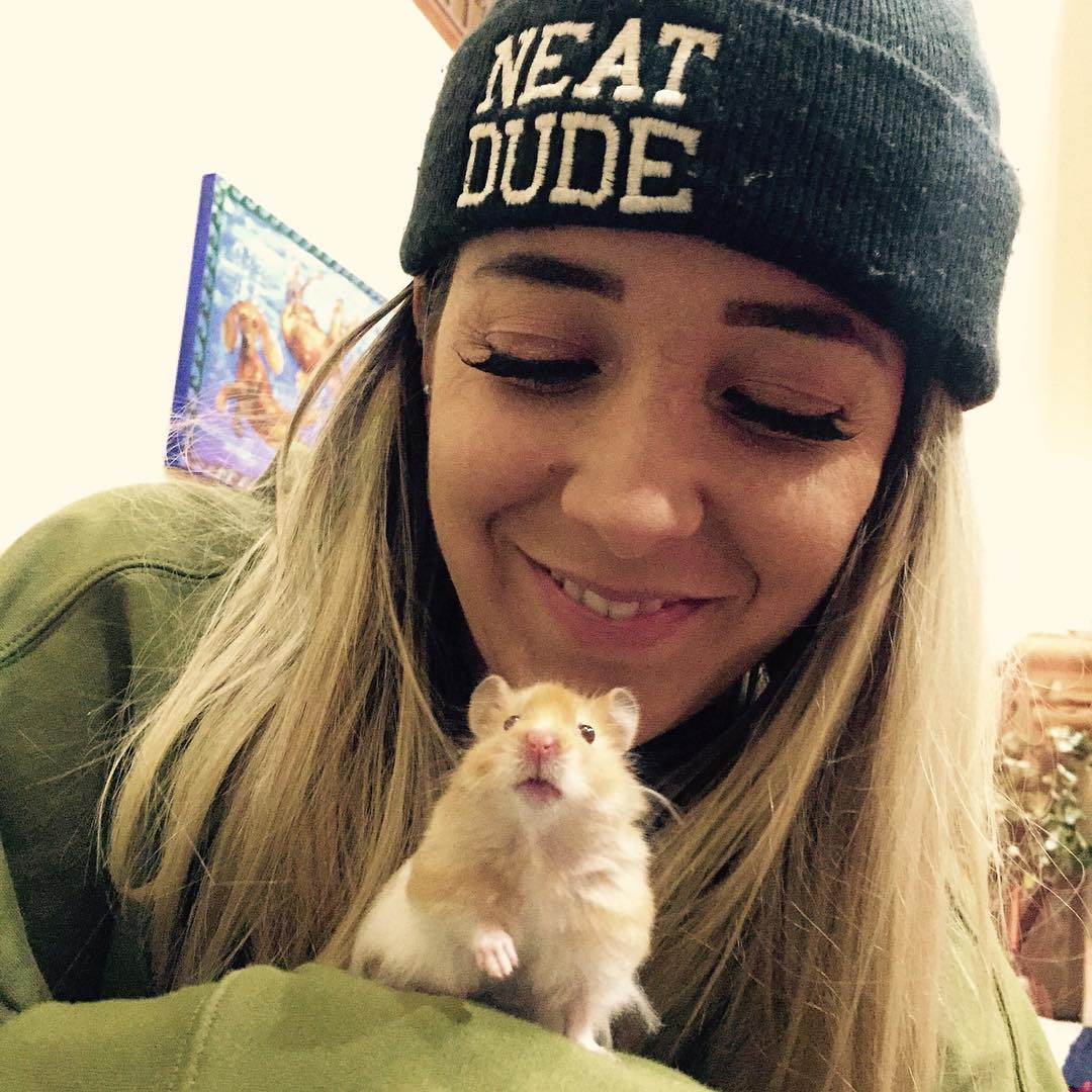 Jenna Marbles Instagram username