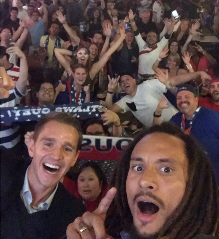 Jermaine Jones Instagram username