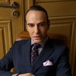 John Galliano Instagram username