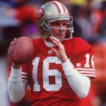Joe Montana Instagram username