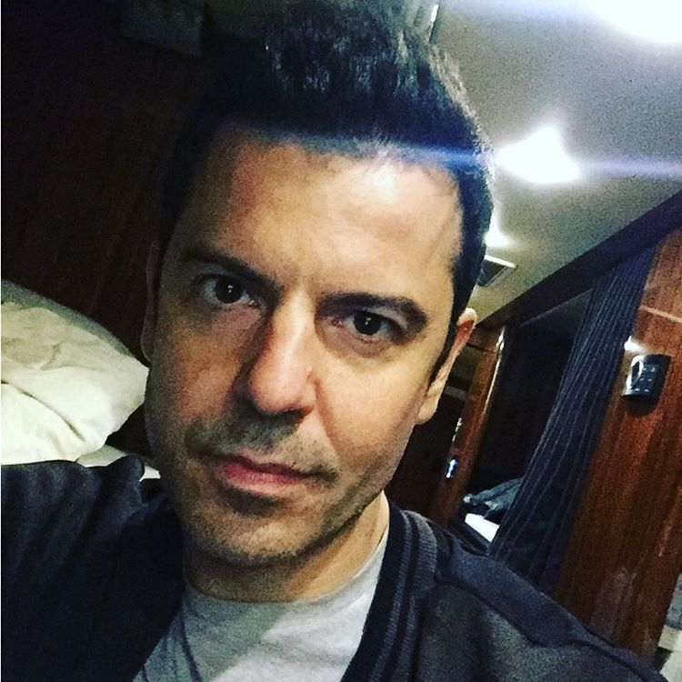 Jordan Knight Instagram username