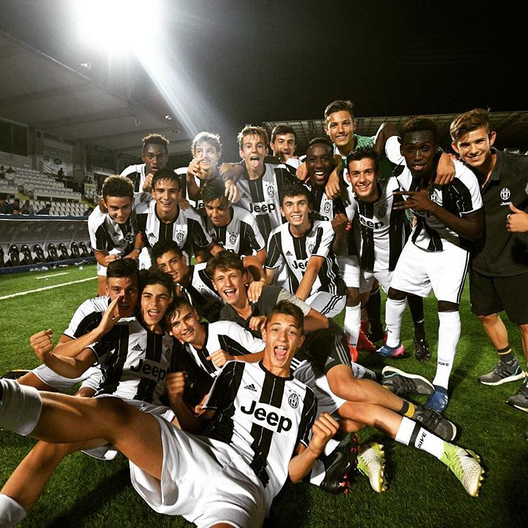 Juventus Instagram username