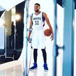 Karl-Anthony Towns instagram
