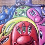 Kenny Scharf Instagram username