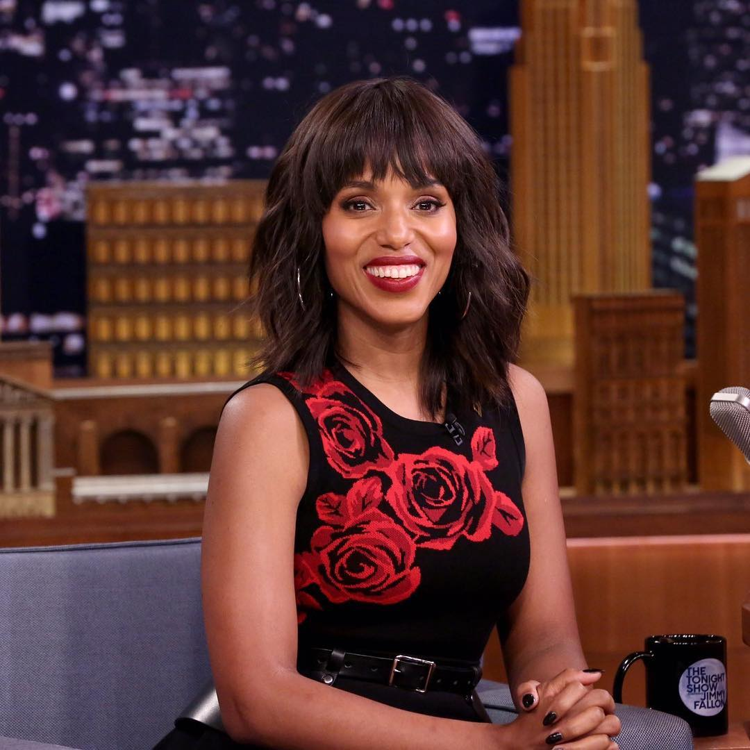 Kerry Washington Instagram username