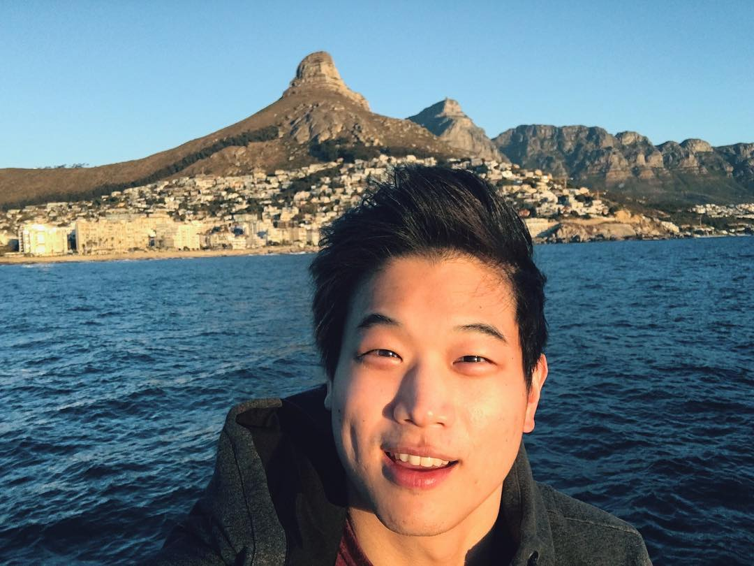 Ki Hong Lee Instagram username