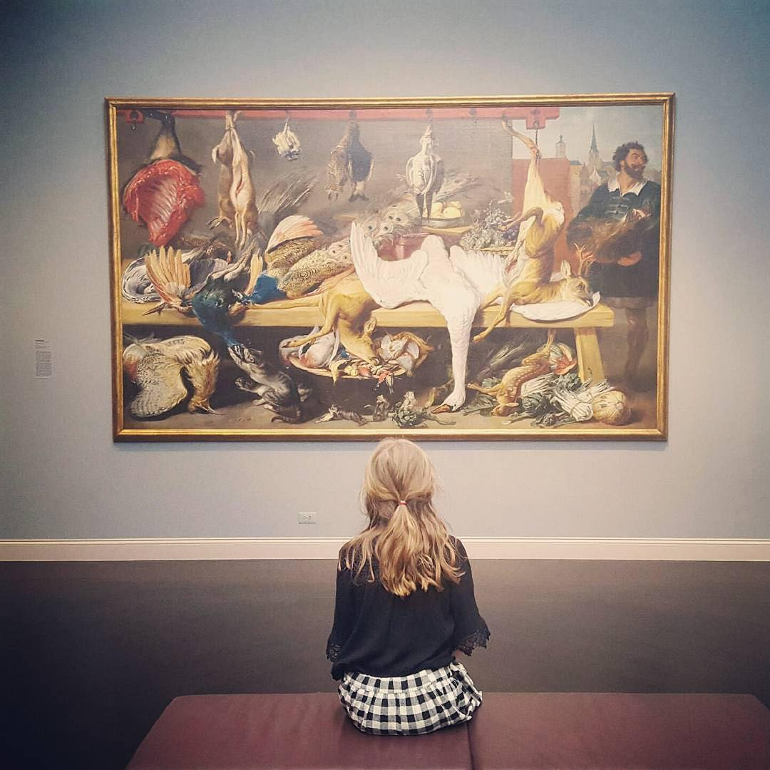 Los Angeles County Museum of Art Instagram username