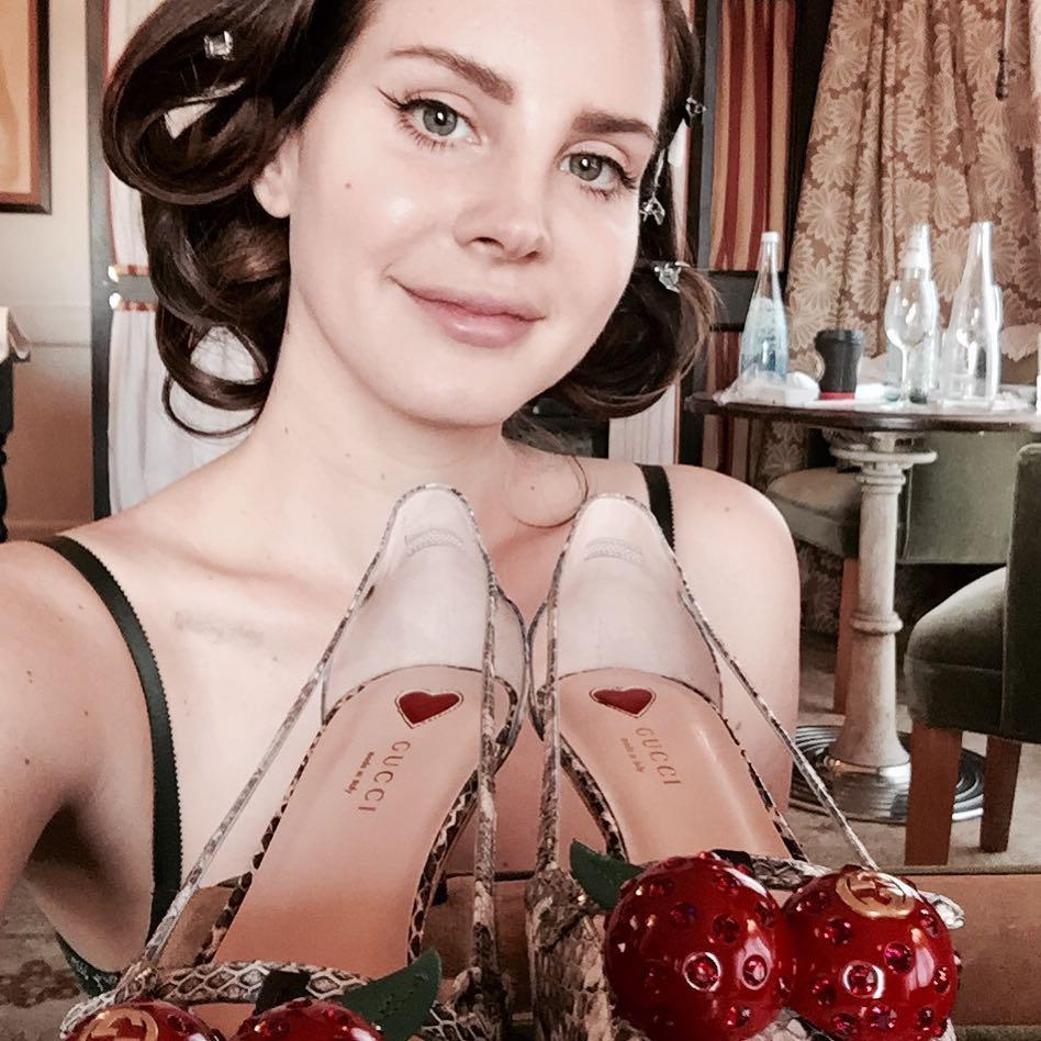 Lana Del Rey Instagram username