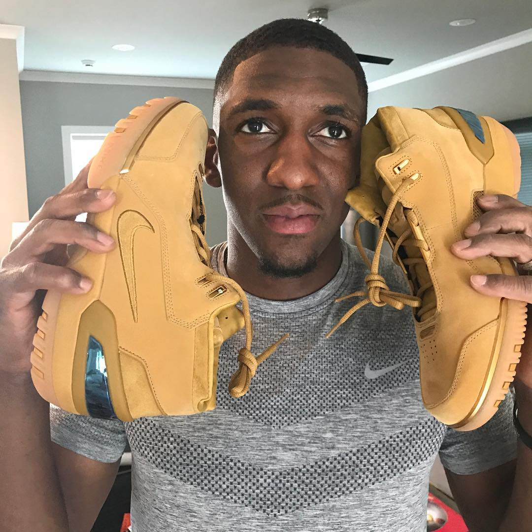 Langston Galloway Instagram username