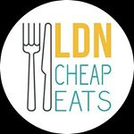 London Cheap Eats Instagram username