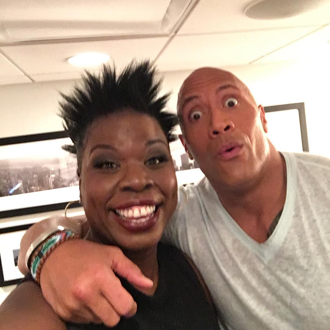 Leslie Jones Instagram username