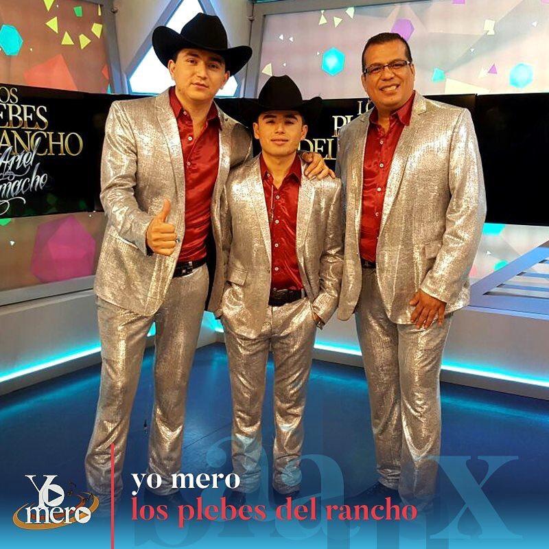 Los Plebes del Rancho Instagram username