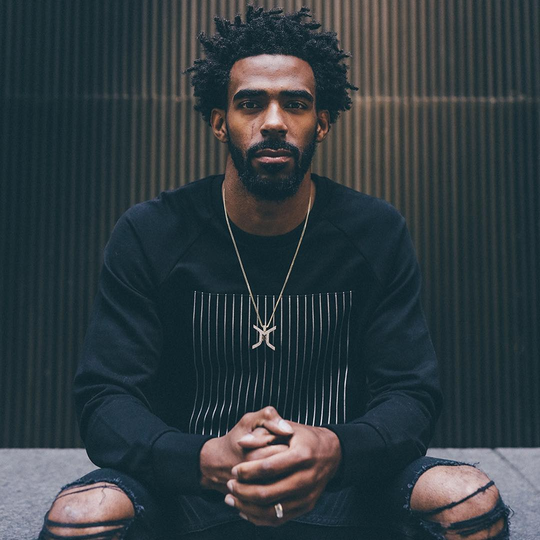 Mike Conley Instagram username