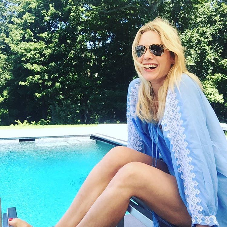 Stephanie March Instagram username