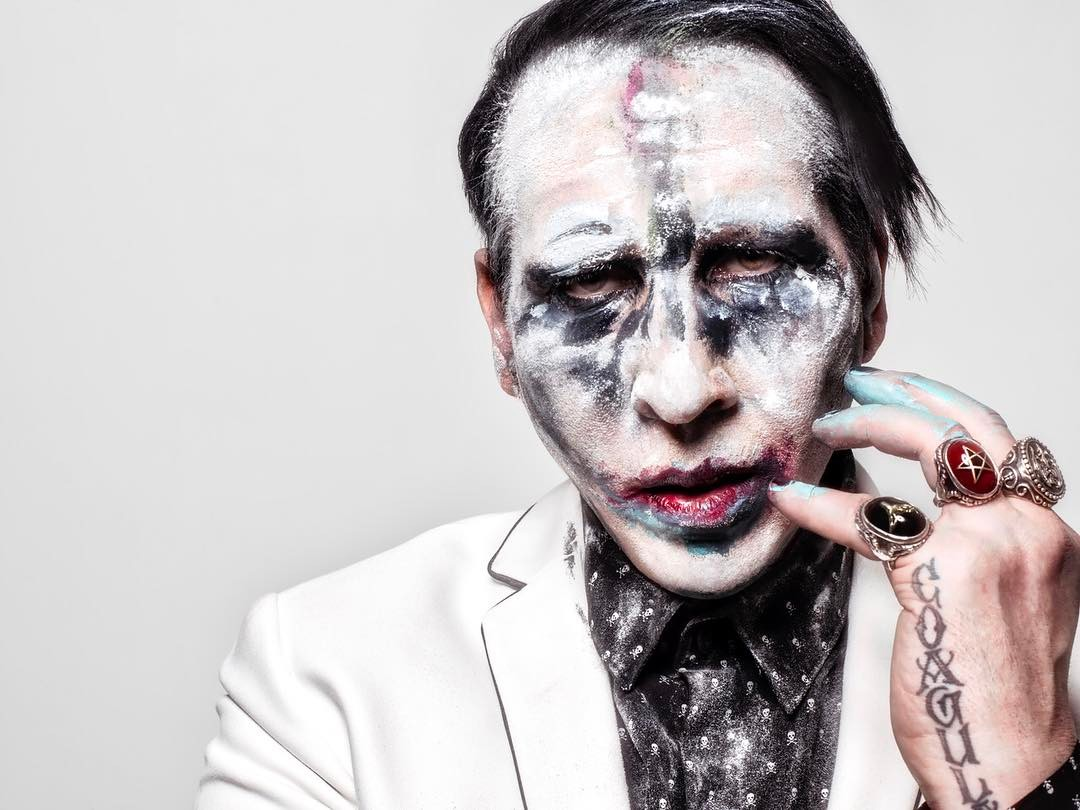 Marilyn Manson instagram