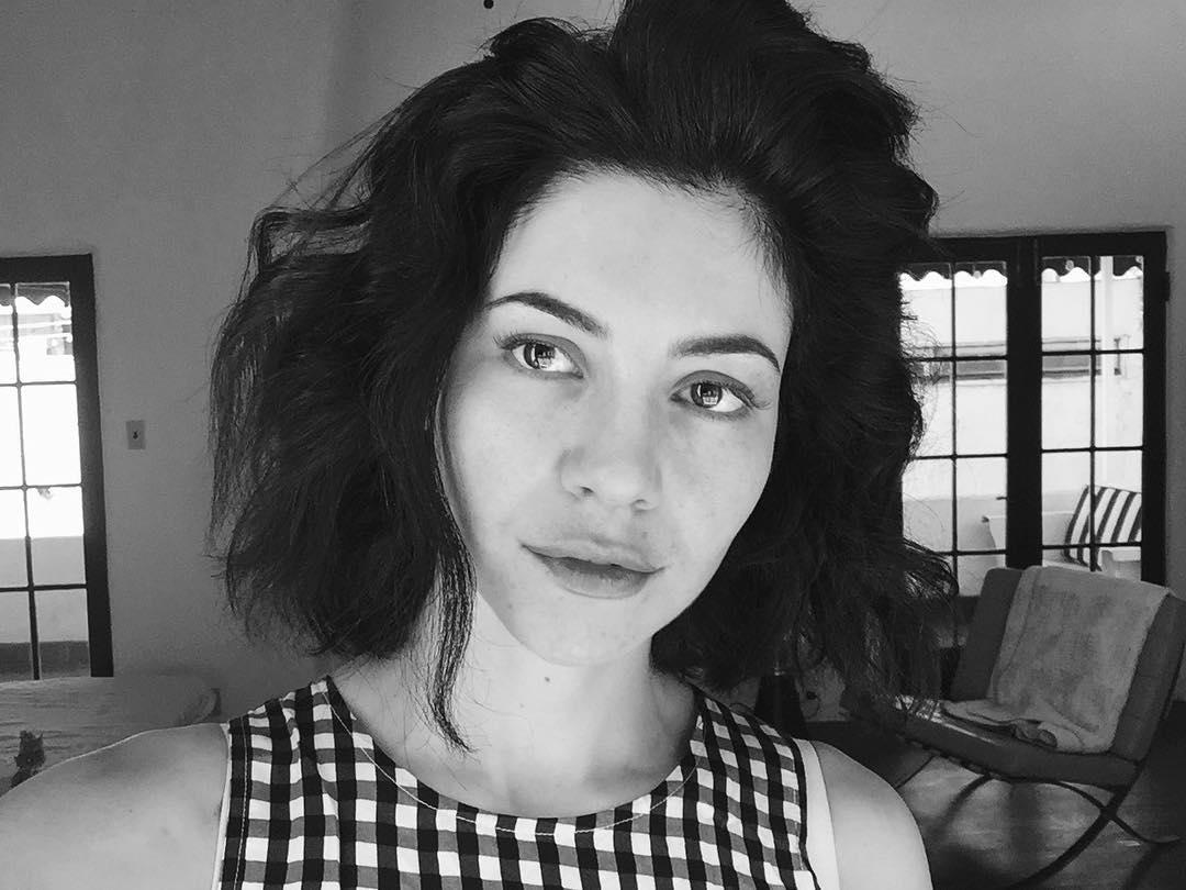 Marina Diamandis Instagram username