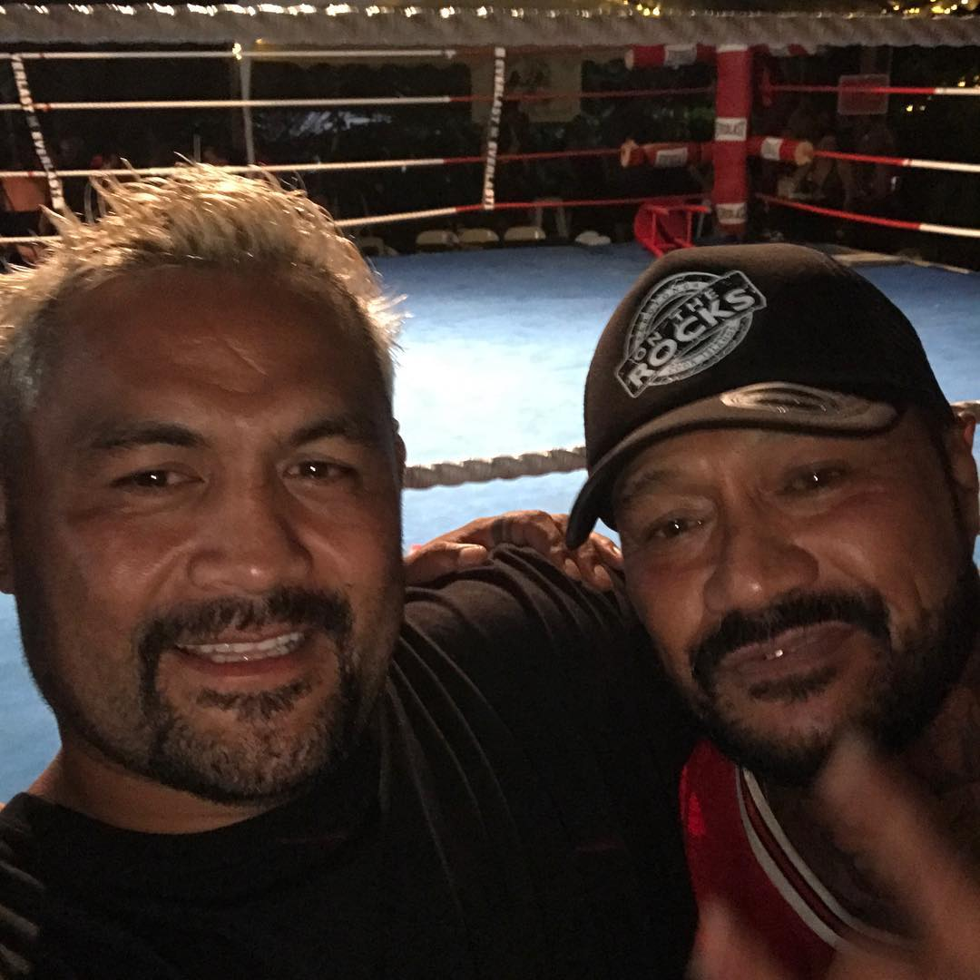 Mark Hunt Instagram username