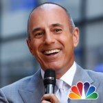 Matt Lauer Instagram username