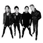 Metallica Instagram username