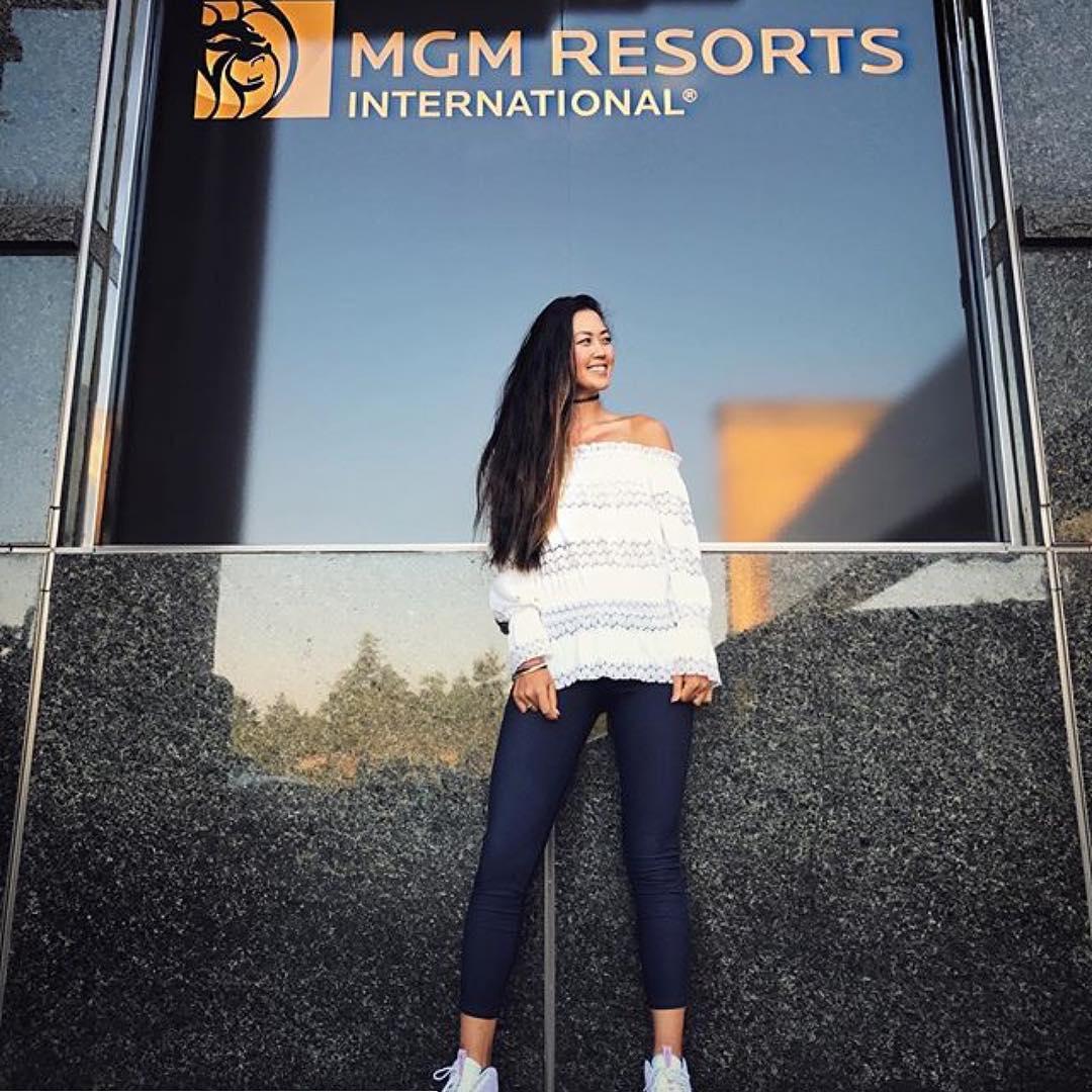 MGM Resorts Instagram username
