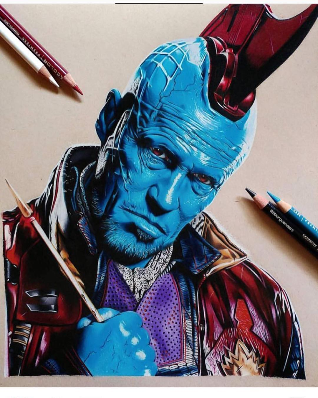 Michael Rooker Instagram username