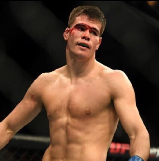Mickey Gall Instagram username