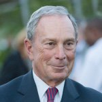 Mike Bloomberg Instagram username