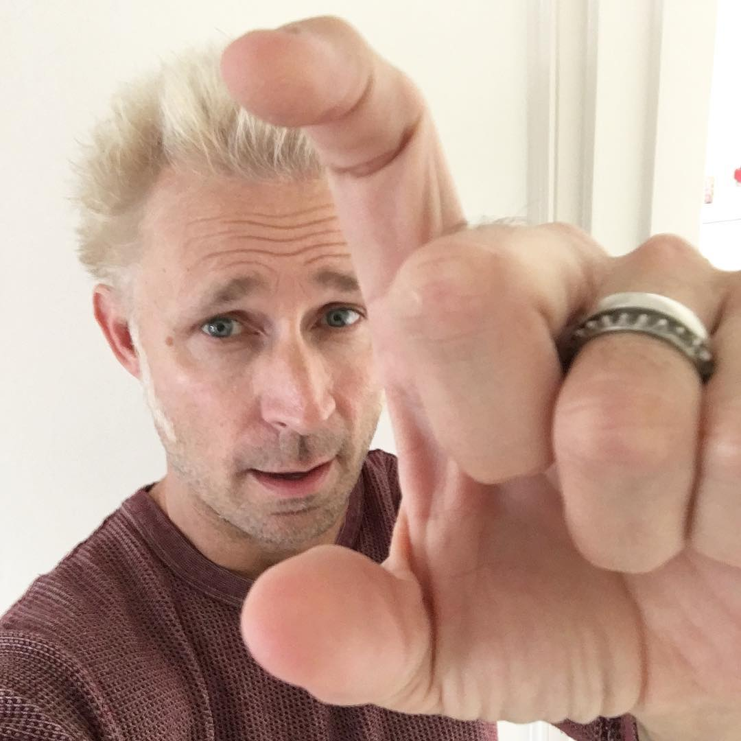 Mike Dirnt Instagram username