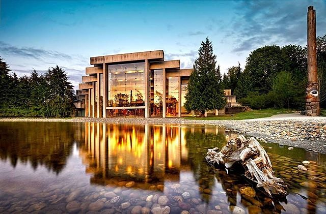 Museum of Anthropology at UBC Instagram username