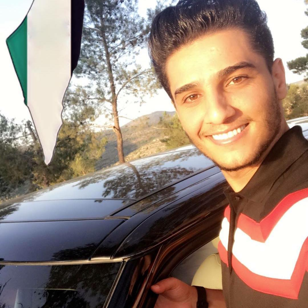 Mohammed Assaf Instagram username