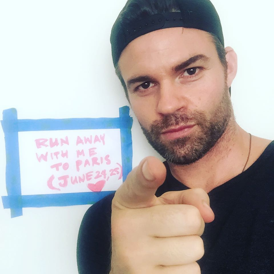 Daniel Gillies Instagram username