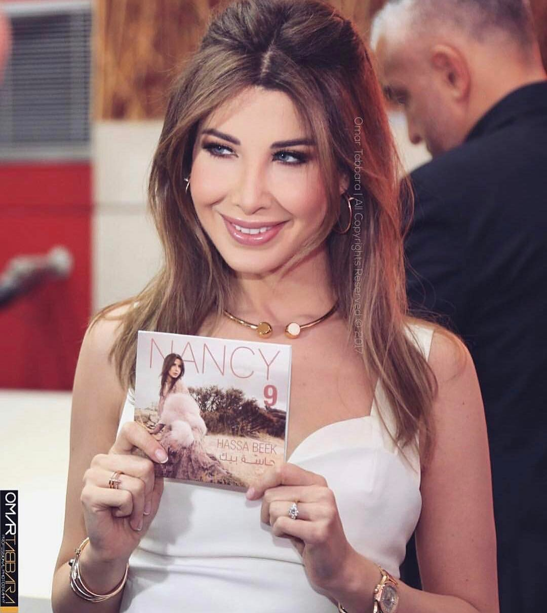 Nancy Ajram Instagram username