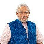 Narendra Modi Instagram username
