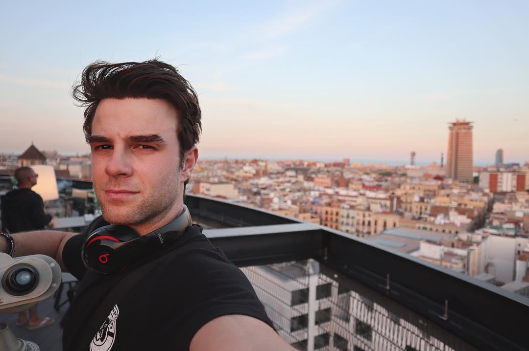 Nathaniel Buzolic Instagram username